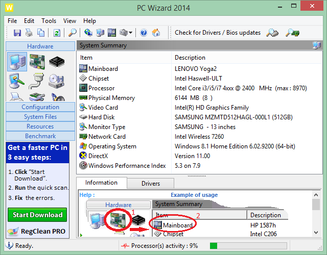 PC-Wizard