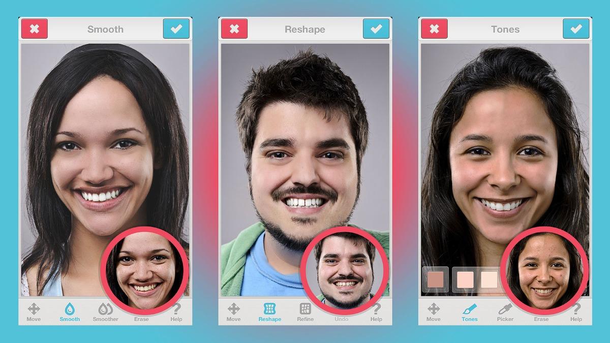 retouching-app