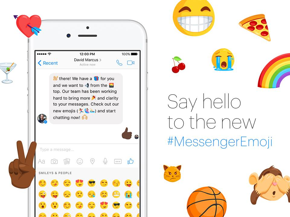 how-turn-facebook-messenger-emoji-update-new-emoticon-disable-company-adds-1500-new