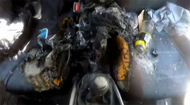 iphone-7-catches-fire-burns-a-car