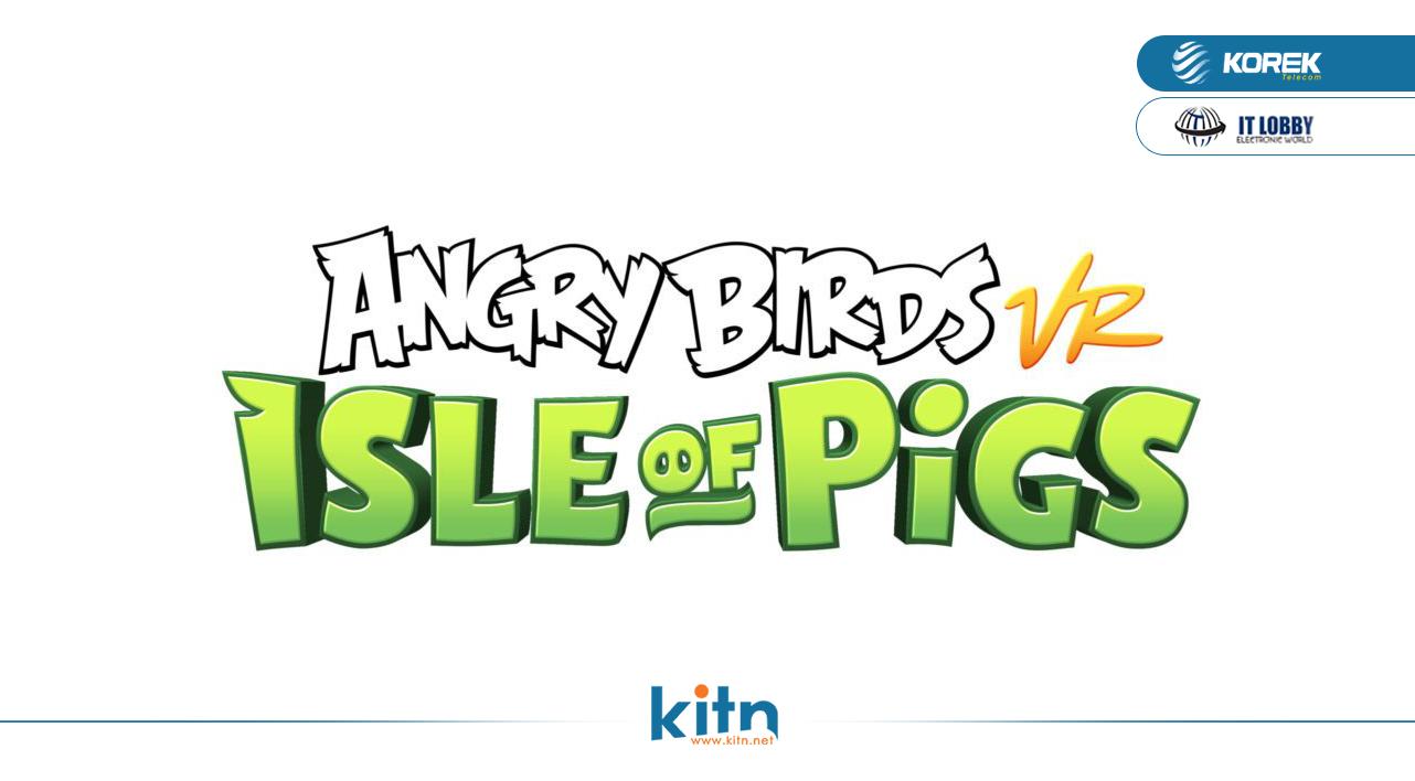 یاریەکی نوێی باڵندە توڕەکان Angry Birds بە تەکنەلۆژیای ڕاستی خەیاڵیەوە لە 2019 بڵاودەکرێتەوە