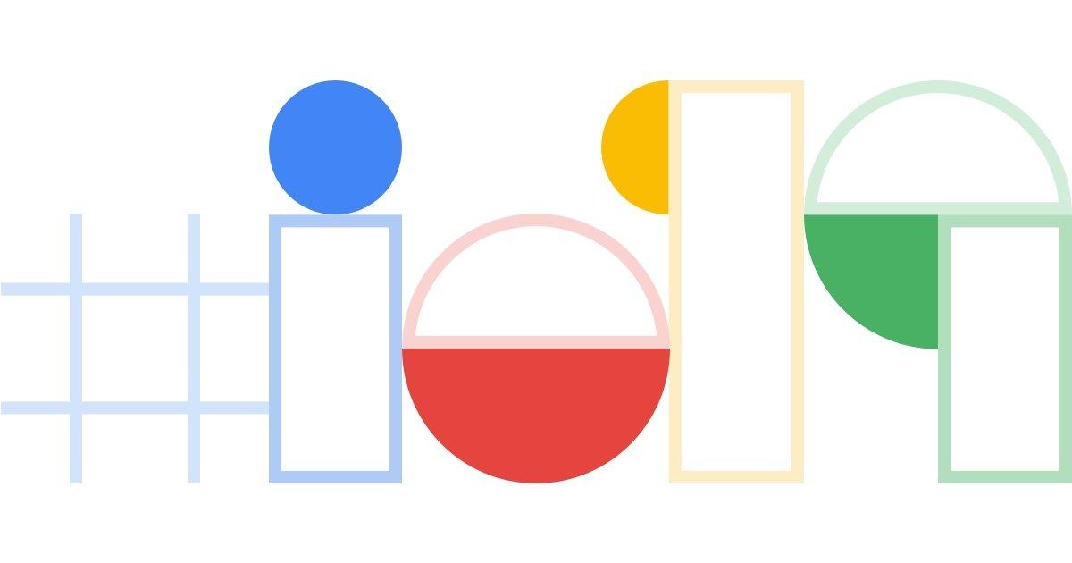 وێنۆچکەی کۆنگرەی Google I/O 2019