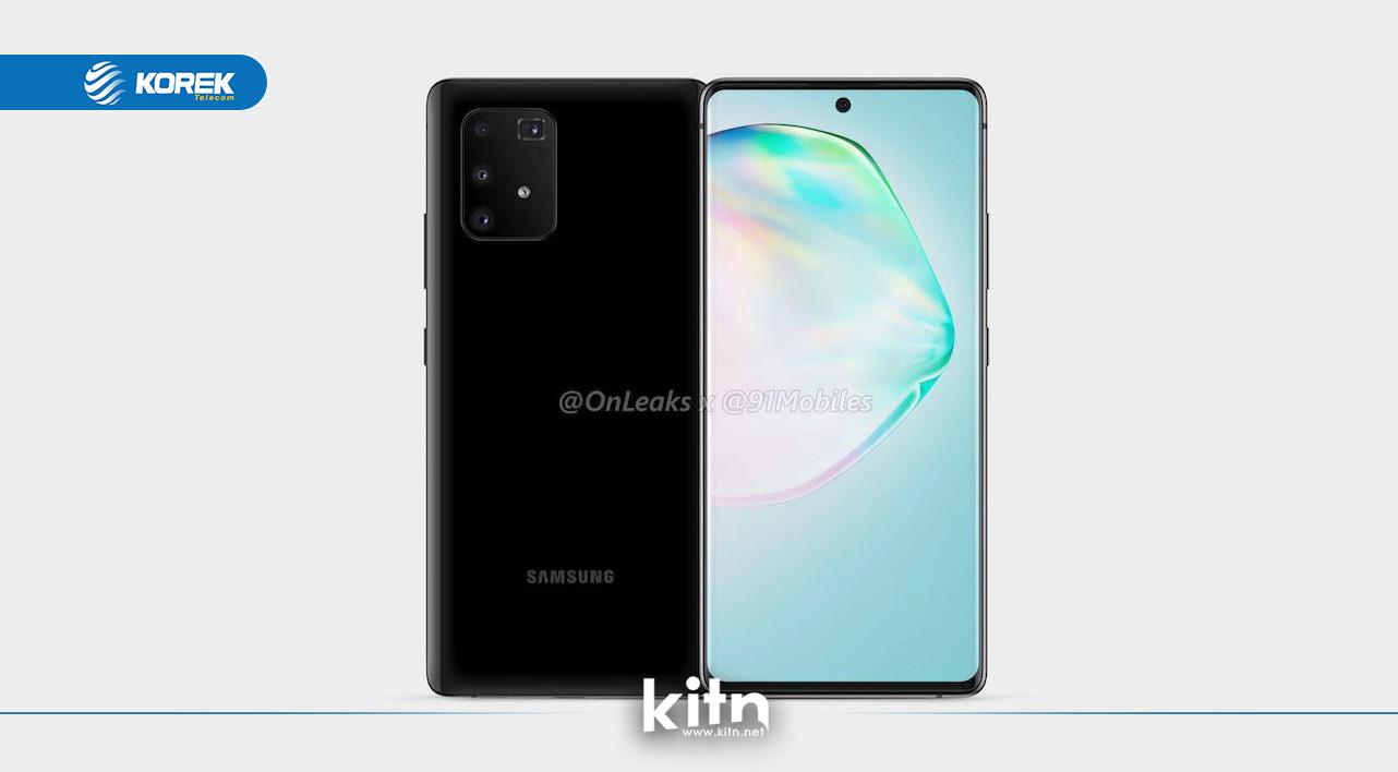 گرنگترین تایبەتمەندییەکانی مۆبایلی Galaxy S10 Lite دزەیان پێکرا