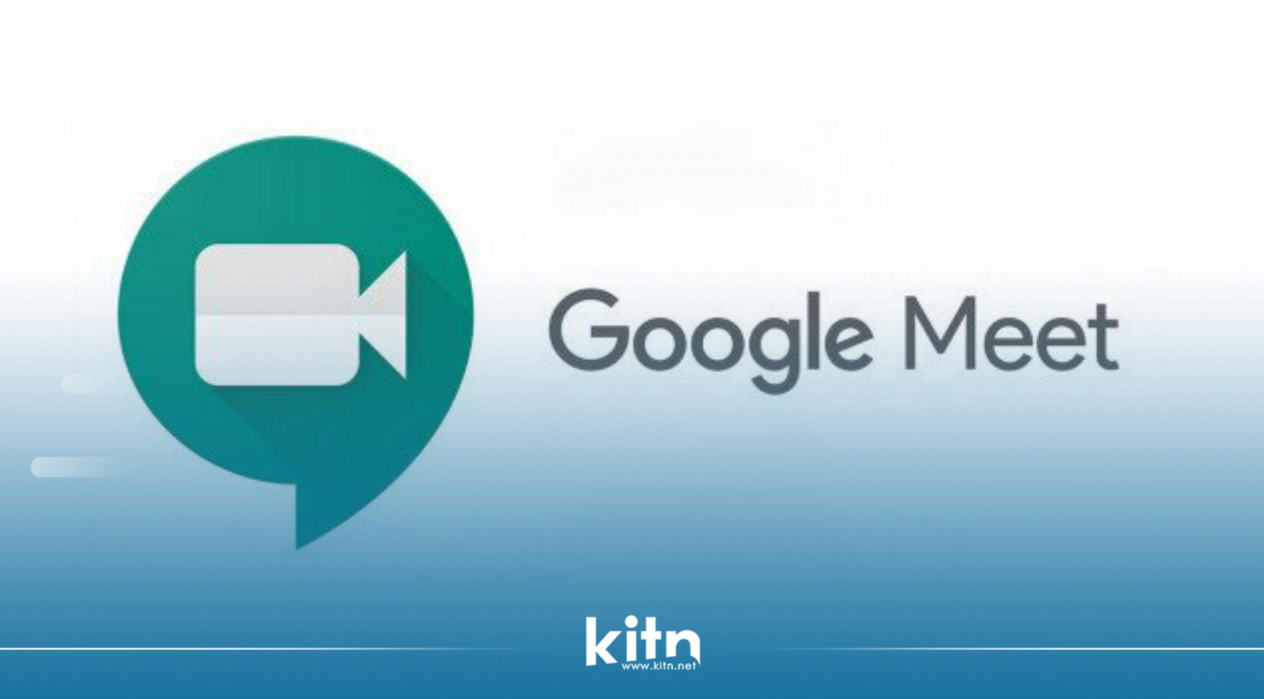 گووگڵ ماوەی خۆڕایی پەیوەندی ڤیدیۆی 60 خوولەکی بۆ بەکارهێنەرانی Google Meet درێژ دەکاتەوە