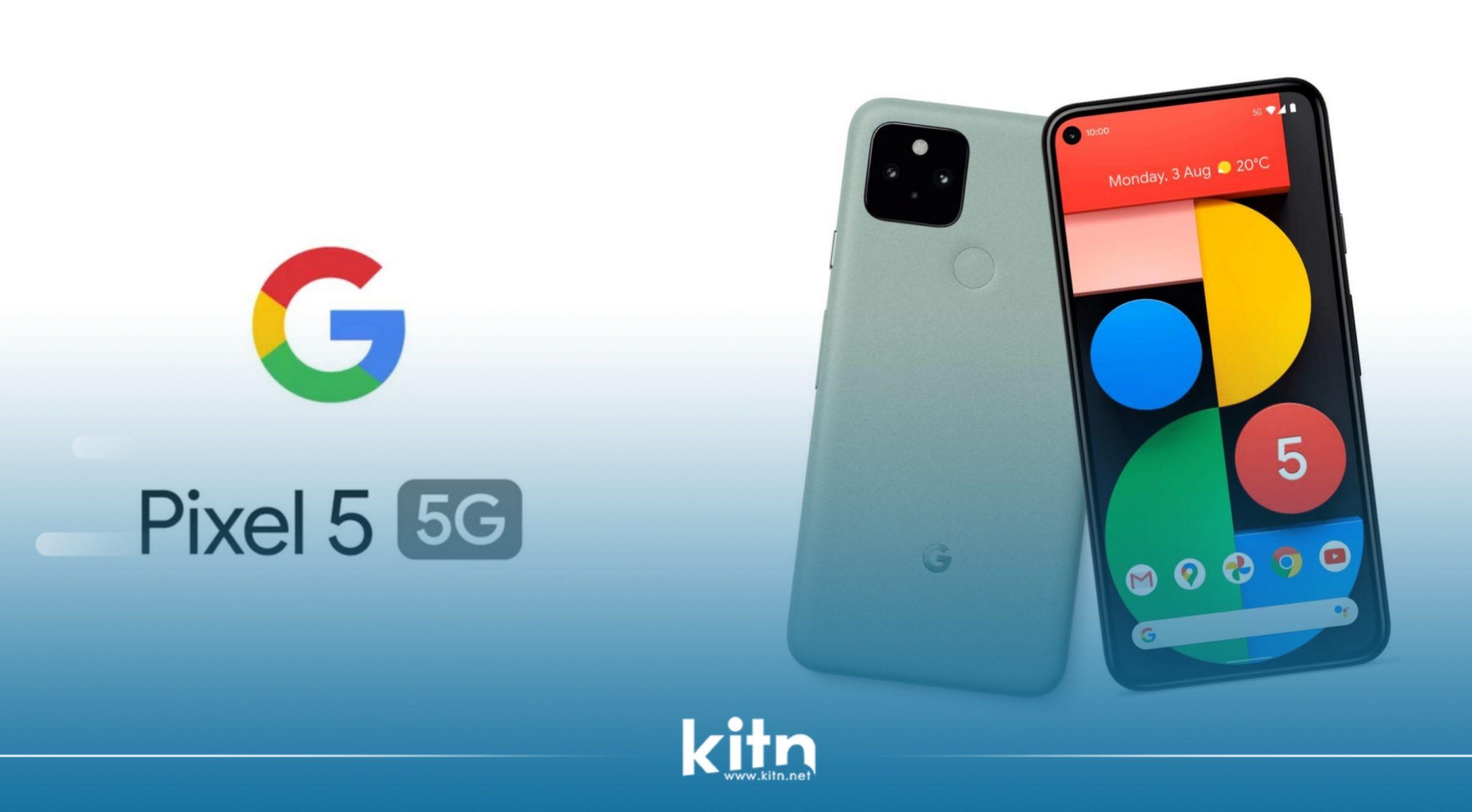 بە فەرمی مۆبایلی Google Pixel 5 بە پشتگیری بارگاوی کەرەوەی پێچەوانە و زیاترەوە نمایش کرا