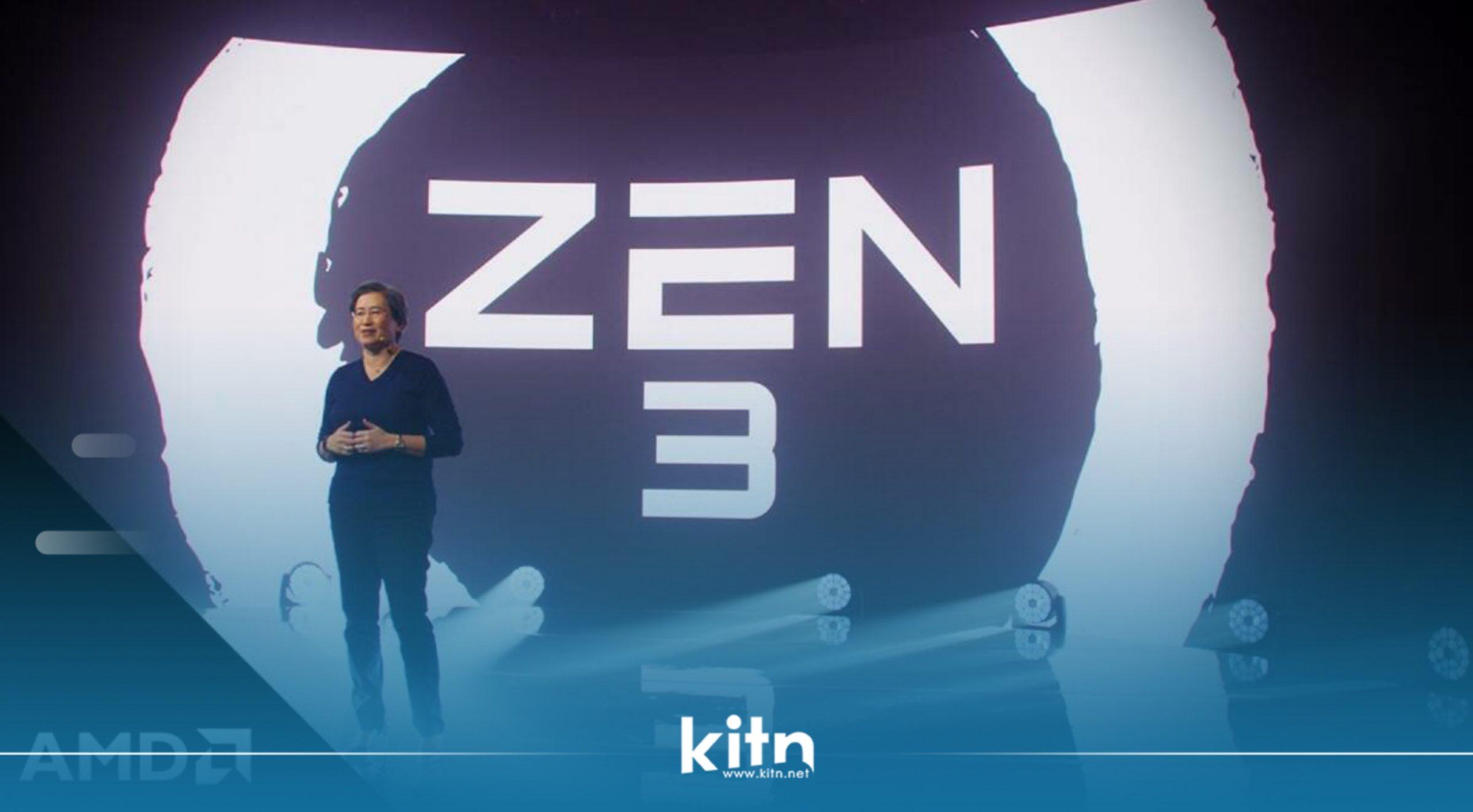 بە فەرمی نەوەی سێیەمی Zen 3 و پرۆسێسەرەکانی زنجیرەی 5000ـی ڕایزن بۆ دێسکتۆپ نمایش کرا