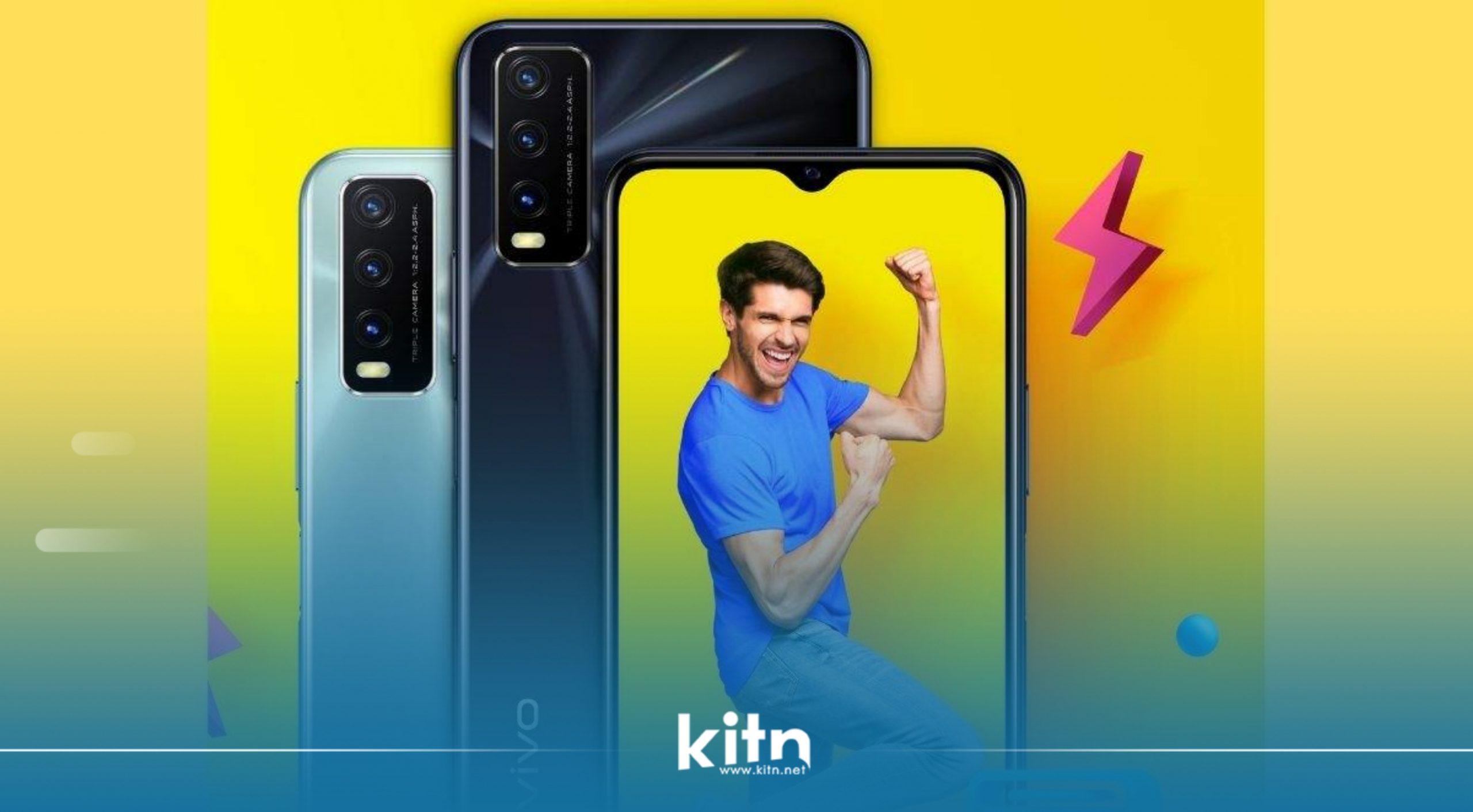 بە فەرمی مۆبایلی Vivo Y20G بە چیپسێتی میدیاتێک Helio G80 و زیاترەوە نمایش کرا