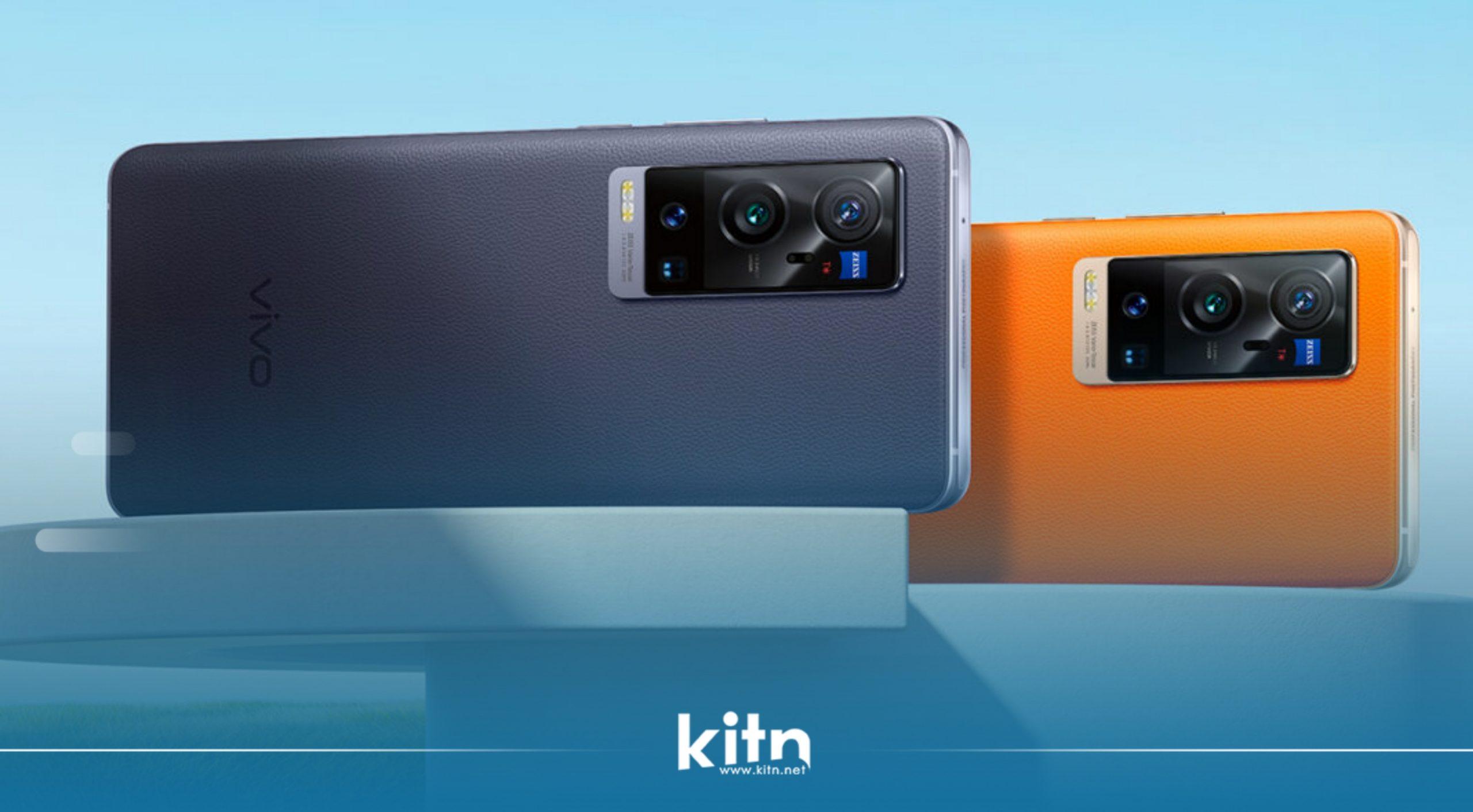 بە فەرمی مۆبایلی  Vivo X60 Pro بە چیپسێتی سناپدراگۆن 888 و دوو کامێرای سەرەکی لە دواوەیدا نمایش کرا