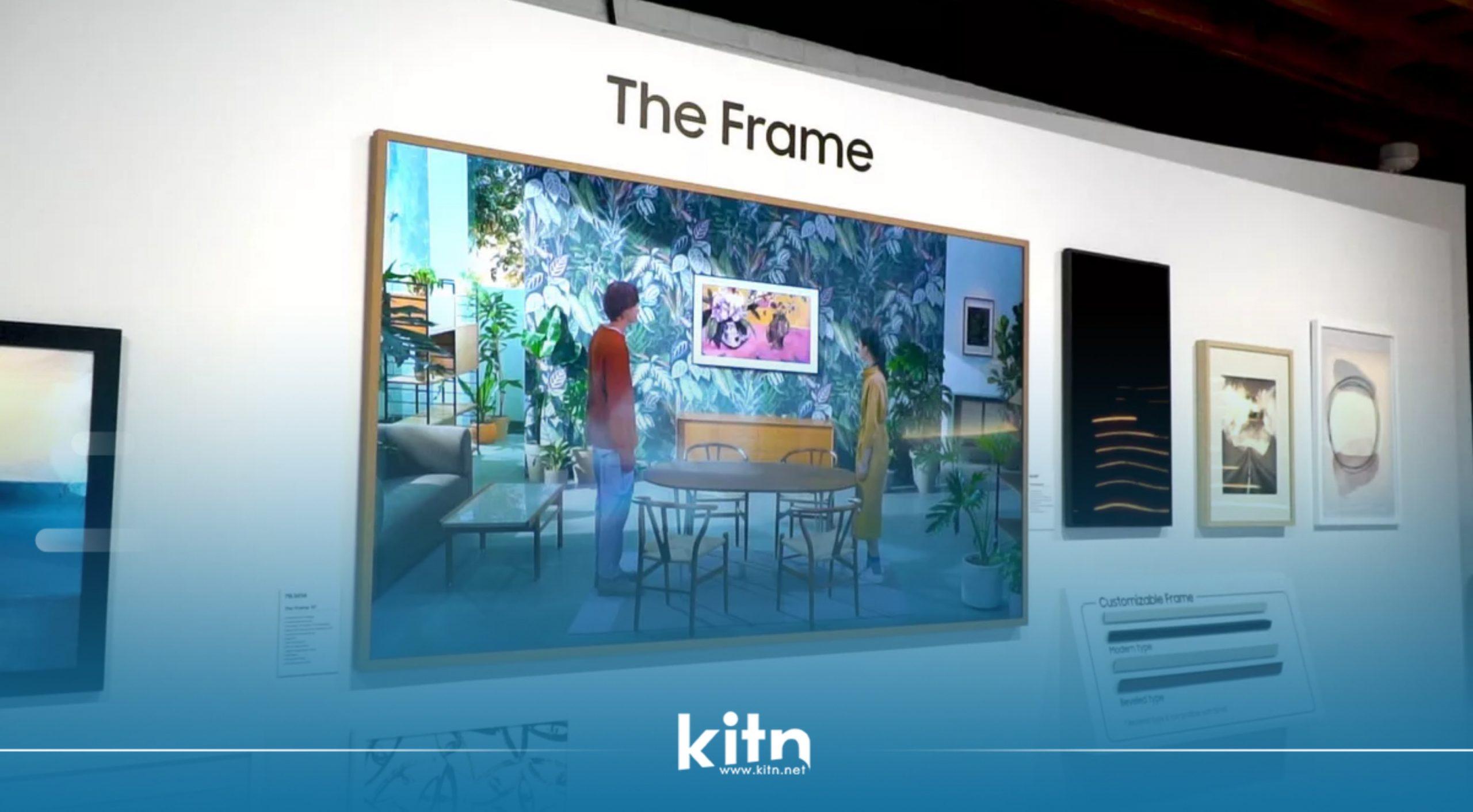 نرخی زنجیرە تەلەڤزیۆنی Samsung Frame بۆ ساڵی 2021 لە 1,000 دۆلارەوە دەست پێ دەکات