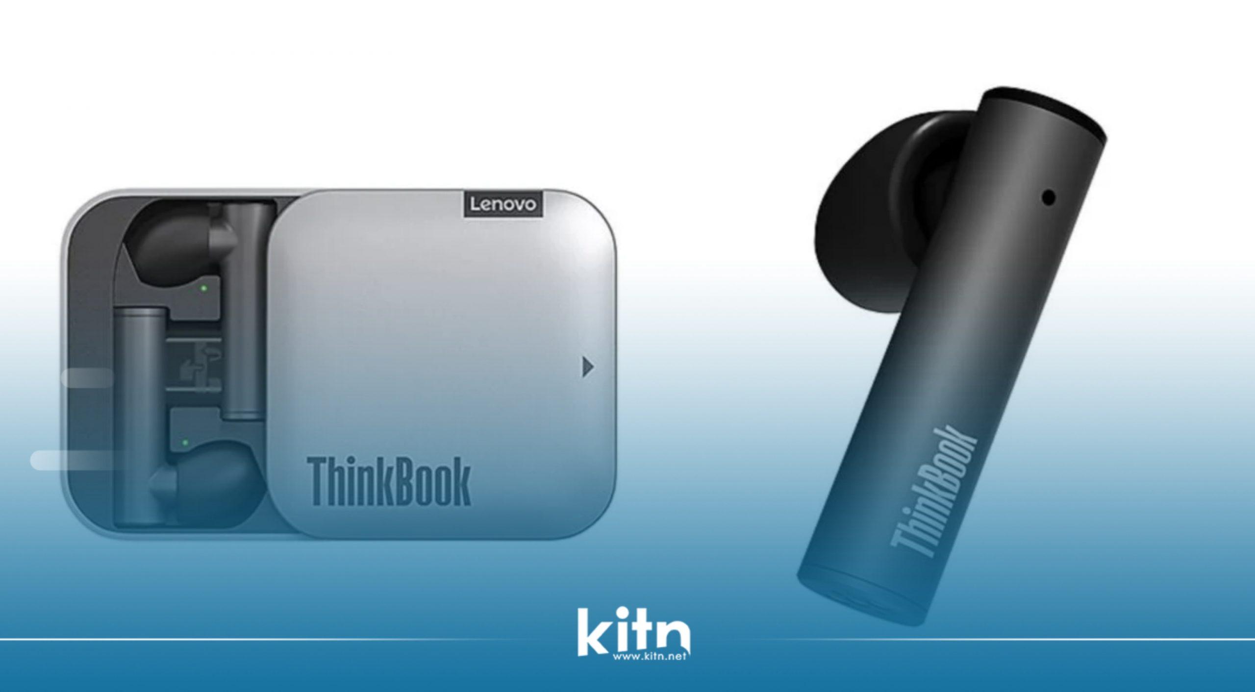 بیستۆکی بێتەلی Lenovo ThinkBook Pods Pro بە باشتر کراوی بۆ مایکرۆسۆفت Skype و Teams لە چین نمایش کرا