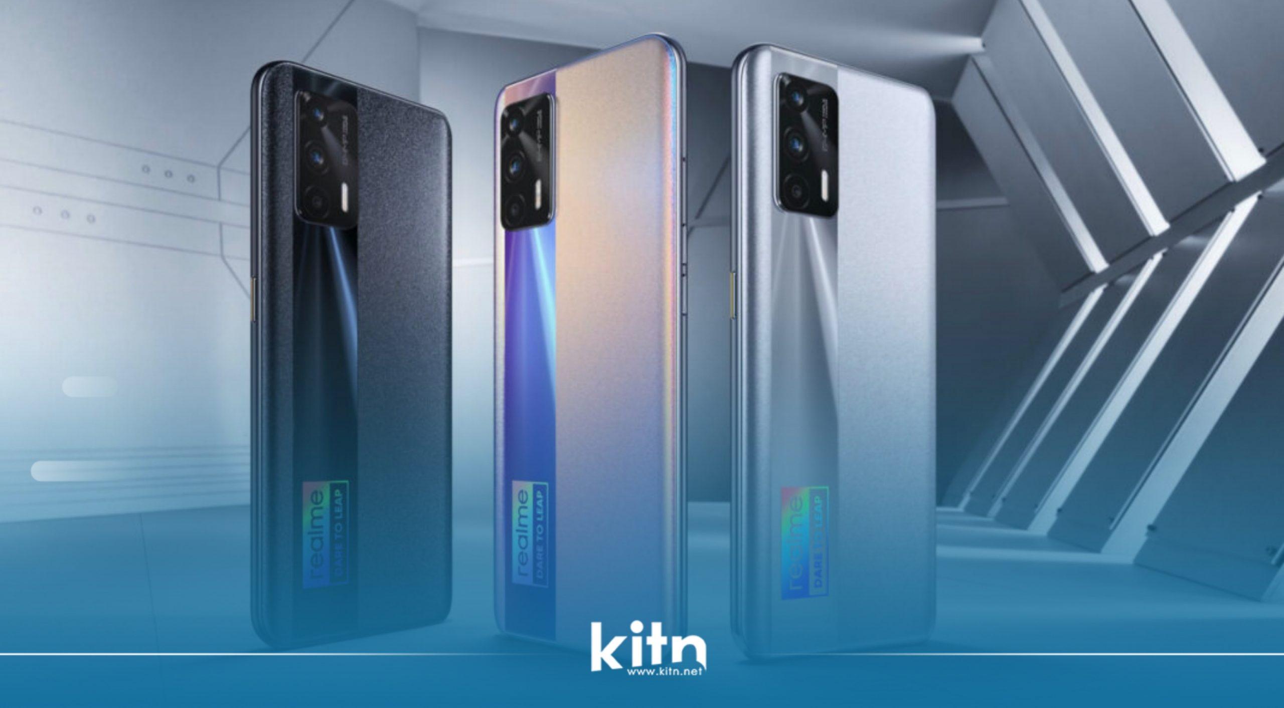 بە فەرمی مۆبایلی Realme GT Neo بە چیپسێتی Mediatek Dimensity 1200 و ڕوونمای 120 هێرتز و نرخی دەستپێکی 274 دۆلار لە چین نمایش کرا