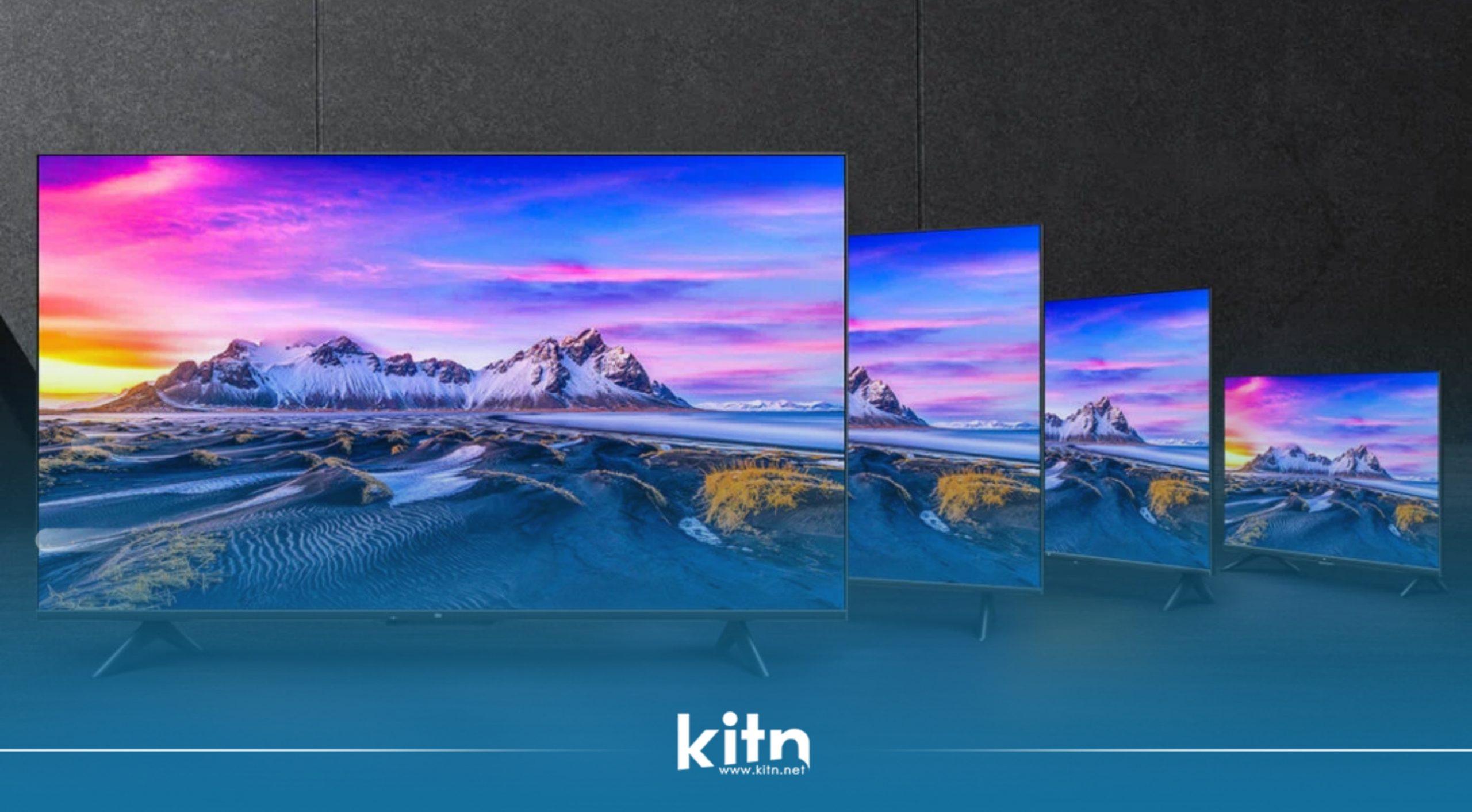 بە فەرمی زنجیرە تەلەڤزیۆنی Mi TV P1 نمایش کرا: کۆنتڕۆڵی نوێ، دەرچەی HDMI 2.1، زیاتریش..